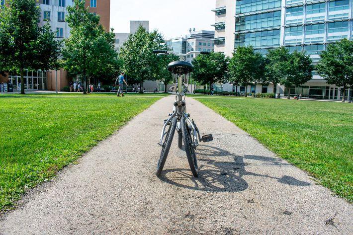 MIT Autonomous Bicycle