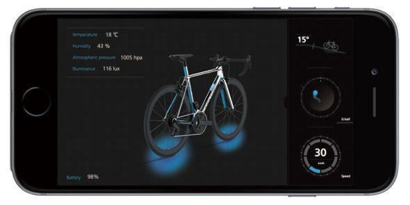 IoTロードバイク
