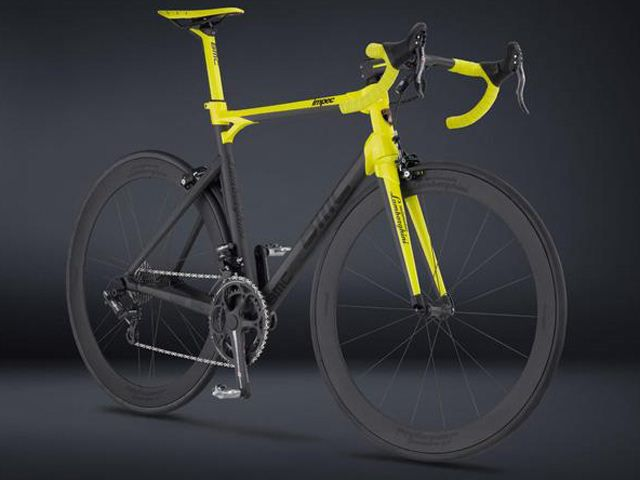 50th anniversary limited-edition bicycle