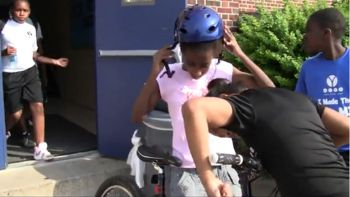 Baltimore Earn-A-Bike Program
