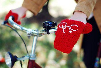 Bike Hand Warmers, www.etsy.com