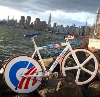 The Obama Bike