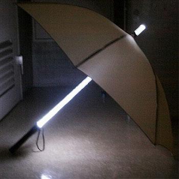 ライトアップ傘