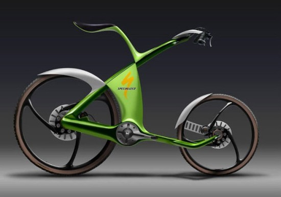 Specialized Green Mamba