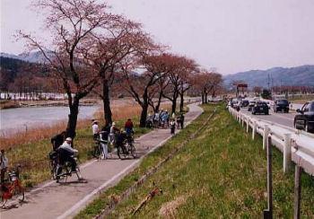 県道遠野東和自転車道線