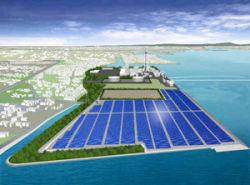 大規模太陽光発電所