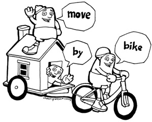 move by bike
