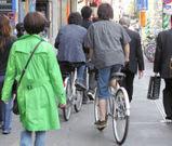 急増する自転車の違反運転