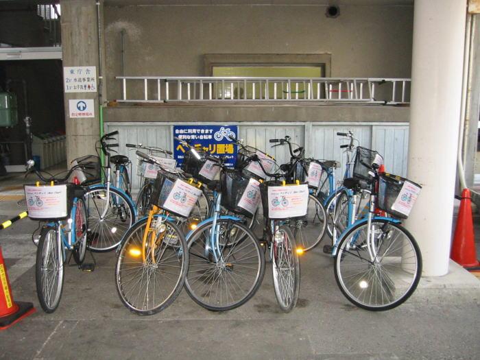 共用自転車