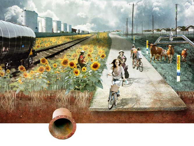 Pipeline Bike Path