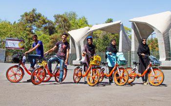بیدود – دوچرخه های اشتراکی هوشمند