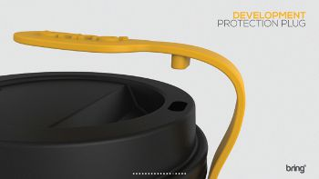 Bicycle Cup Holder, www.andreevski.com