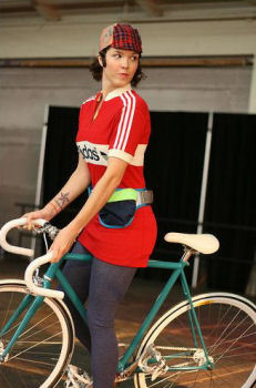 SF Bike Expo Fashion Show. Photo by richardmasoner,licensed under the Creative Commons Attribution ShareAlike 3.0 Unported.