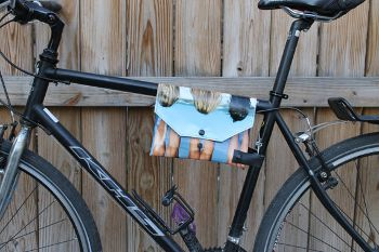 Top Tube Bike Frame Bag
