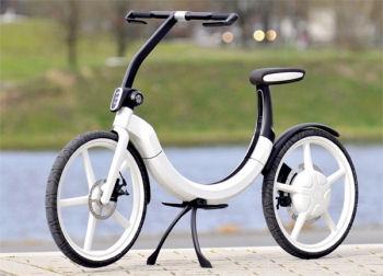 フォルクスワーゲンの電動自転車
