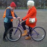 自転車の 自転車 交通法規 問題 : ... 交通法規: 道路交通: 左折