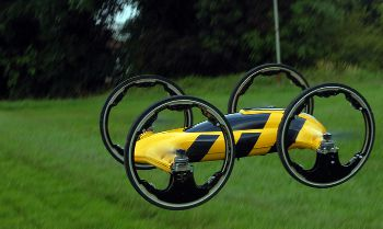 'B' the flying car