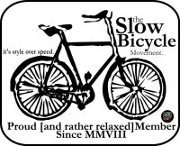 The Slow Bicycle Movement, www.slowbicyclemovement.org