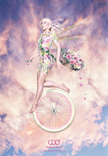 City Bike Depot: Fairy, adsoftheworld.com