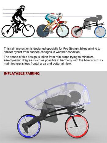 inflatable fairing, www.designboom.com