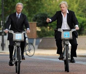ロンドン自転車革命