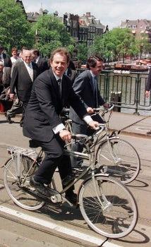トニー・ブレア元首相