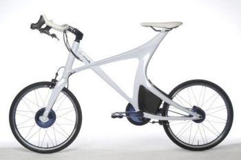 レクサスの自転車