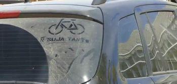 Bike não suja tanto