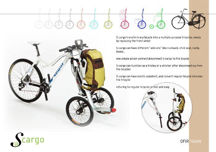 S-cargo, www.coroflot.com