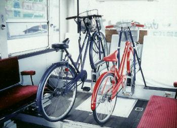 自転車を載せられる日本中央バス、www.ncbbus.co.jp