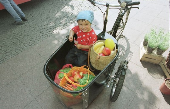 ... 輪自転車: Nihola: 広告用自転車