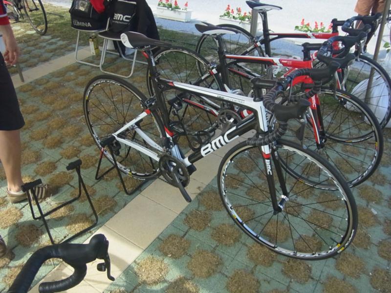 自転車の 小野田坂道 自転車 bmc : SimoSimo自転車通勤Club : いよいよ ...