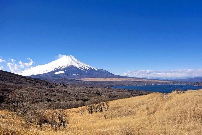 冬の富岳-008