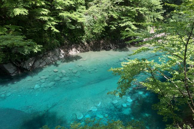 緑と青の絶景-014