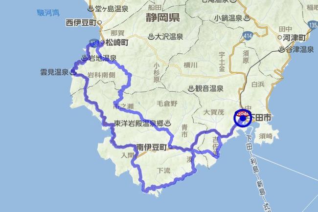 南伊豆河津桜-001