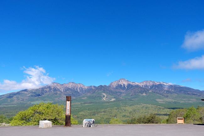 八ヶ岳&瑞牆山