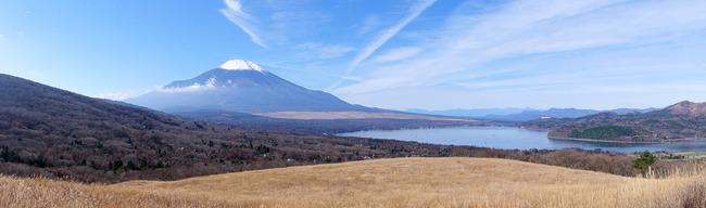 小春日和の富士山-008