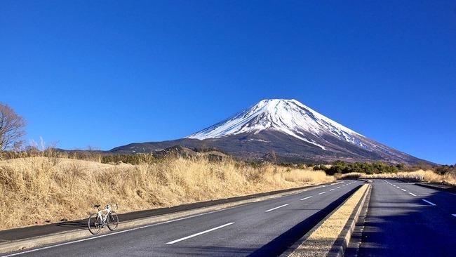 冬の富岳-007