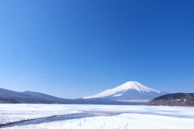 山中湖冬景色-004