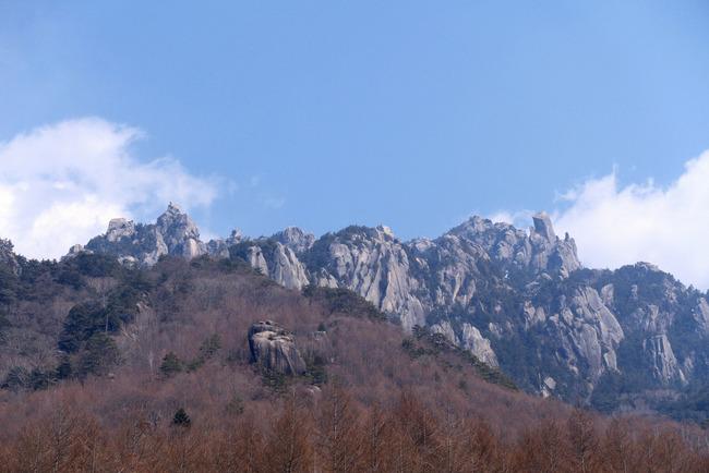 絶景の岩峰★瑞牆山-009
