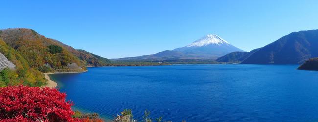 千円札の富士山
