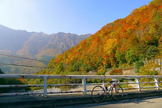 秋山郷紅葉-002