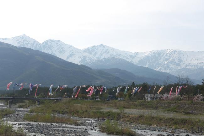 北アルプス山麓ファンライド-013