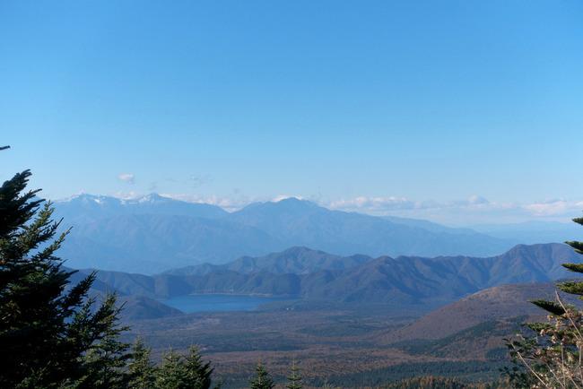 晩秋の富士山-005