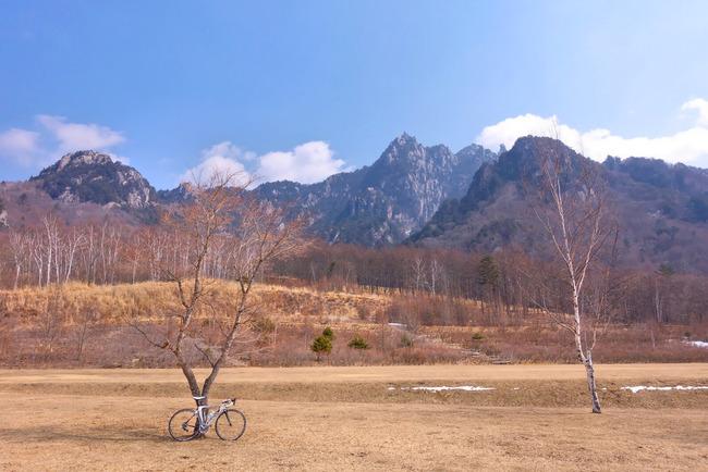 絶景の岩峰★瑞牆山
