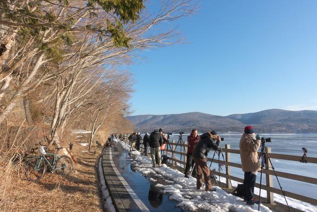 山中湖冬景色-010