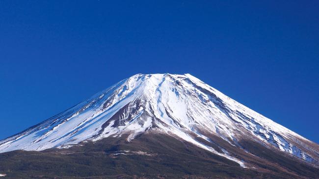 冬の富岳-005