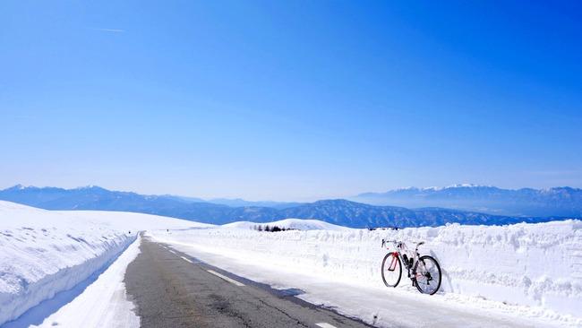 自転車の 美ヶ原 自転車 駐車場 : ... ビーナスライン 霧 ケ 峰 美 ヶ
