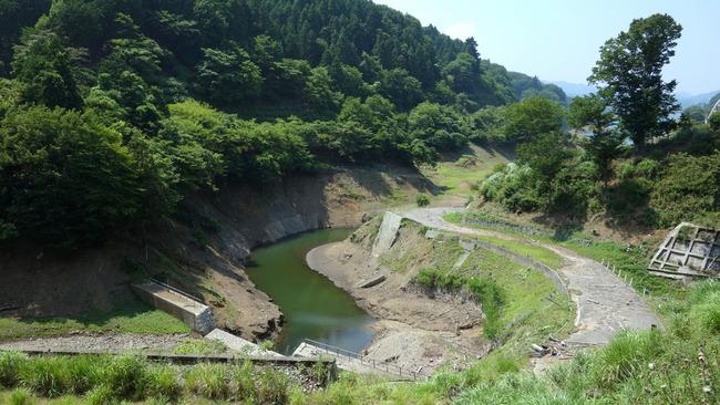 宮ヶ瀬ダム-001