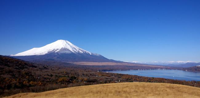 紅葉&富士山